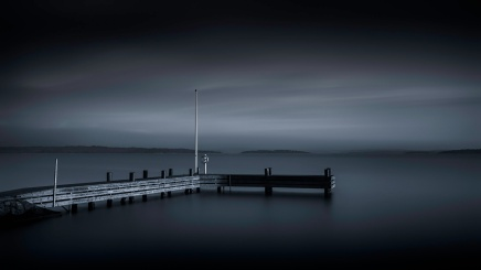 Kinda-Blue-~-Dock-In-The-Archipelago-Mabry-Campbell