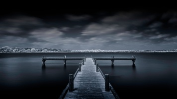 Kinda-Blue-White-Rock-Lake-Pier-T1-Mabry-Campbell