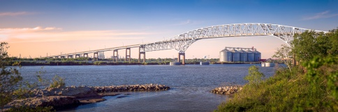 Martin-Luther-King-Jr.-Bridge,-Port-Arthur,-Texas-Mabry-Campbell