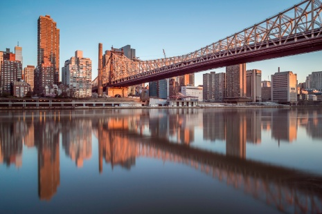 Queensboro-Bridge-Morning-Reflections-Mabry-Campbell