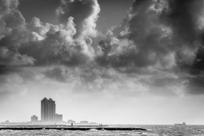 Oil-Taker-Approaching-Galveston-Jetties-Mabry-Campbell