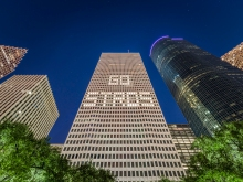 Go-Stros-Sign---One-Shell-Plaza---2017-World-Series-Mabry-Campbell