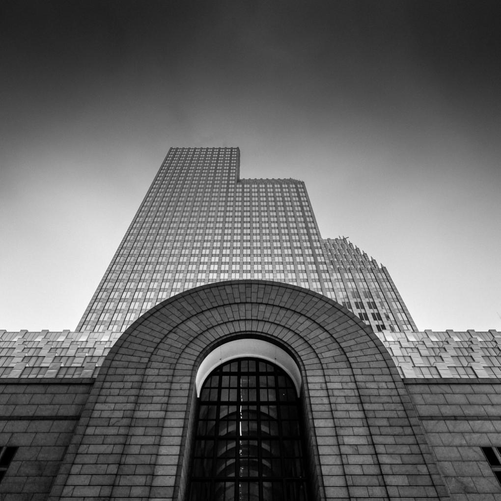 700 Louisiana - Tower in houston, Texas, USA