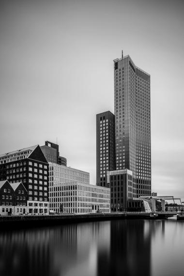 Maastoren Building Rotterdam M2