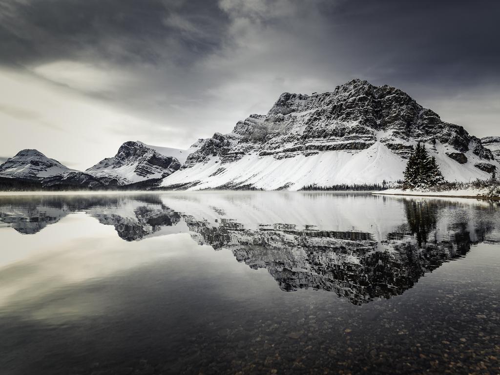 crowfoot-mountain-at-bow-lake-mabry-campbell